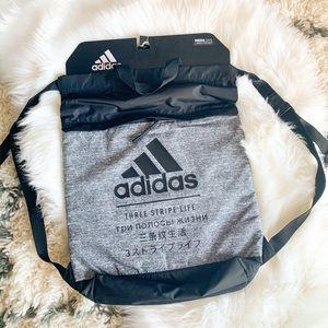 Adidas Drawstring Backpack.